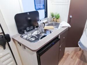 Eco660 innen küche